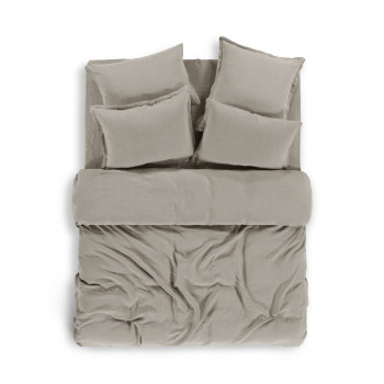 WRINKLE WASHED BEDDING SET