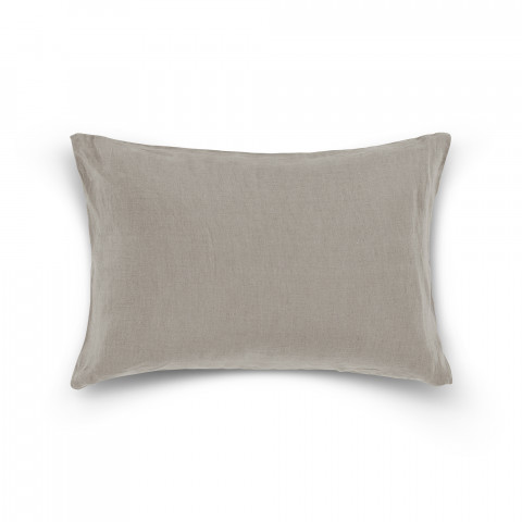 Wrinkle Washed Linen Pillow Case