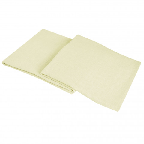 Wrinkle Washed Linen Top Sheet
