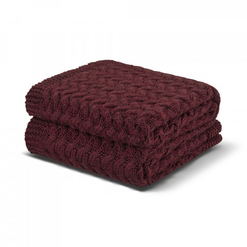 ESTIVA KNITTED THROW