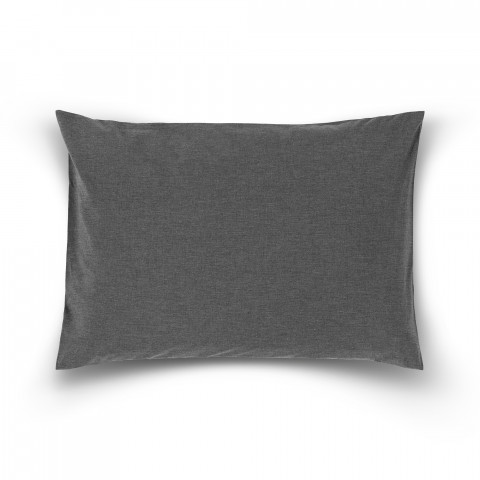 Heather Percale Pillowcase